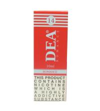 DEA Romance Vape E- Liquid 10ml 14mg