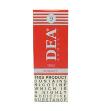 DEA Romance Vape E- Liquid 10ml 09mg