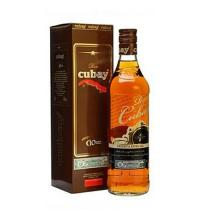 Ron Cubay 10 Year Old Anejo Reserva Especial Rum - 70cl 40%
