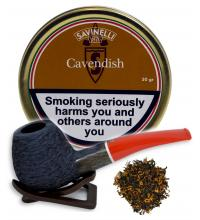 Savinelli Cavendish Pipe Tobacco 50g (Tin)