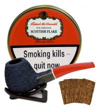 Robert McConnell Scottish Flake Pipe Tobacco 50g (Tin)