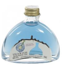 Sharish Blue Magic Gin (Colour Changing) Miniature - 5cl 40%