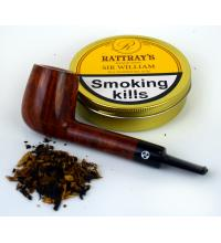 Rattrays Sir William Pipe Tobacco (Tin)