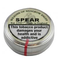 Wilsons of Sharrow - Spear Snuff - Medium Tin - 10g