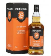 Springbank 10 Year Old 2017 - 70cl 46%
