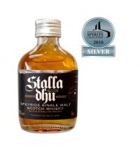 Stalla Dhu Speyside Single Malt Scotch Whisky Miniature - 5cl 40%