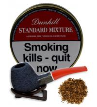 Dunhill Standard Mixture Pipe Tobacco 50g (Tin) (End of Line)