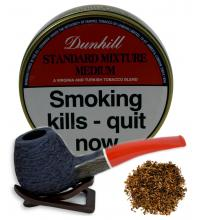 Dunhill Standard Mixture Medium Pipe Tobacco 50g (Tin) (End of Line)
