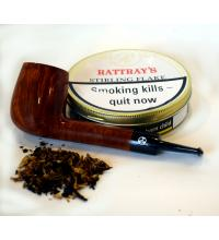 Rattrays Stirling Flake Pipe Tobacco (Tin)