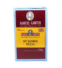 Samuel Gawith Mayors St James Plug Pipe Tobacco 250g Box