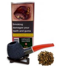 Holger Danske S W (Formerly Sherry & Whisky) Pipe Tobacco 40g Pouch - End of Line