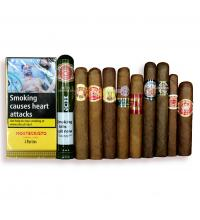Take a Break - A Quick Smoke Sampler - 15 Cigars