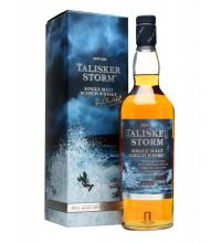 Talisker Storm Single Malt Scotch Whisky - 70cl 45.8%