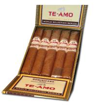 Te-Amo World Selection Series - Dominican Robusto Cigar - Pack of 15
