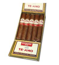 Te-Amo World Selection Series - Nicaraguan Robusto Cigar - Pack of 15