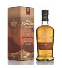 Tomatin Five Virtues Fire - 70cl 46%