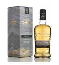 Tomatin Five Virtues Metal Bourbon Barrel Single Malt Scotch Whisky - 70cl 46%