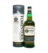 Tomintoul 15 Year Old Peaty Tang - 70cl 40%
