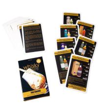 Whisky Top Trumps Cards