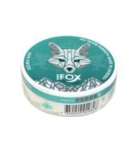 White Fox Double Mint Chewing Tobacco Bag - 1 Tin