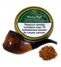 Ashton Winding Road Pipe Tobacco (Tins)