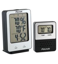 Xikar Puro Temp Wireless Digital Hygrometer Remote System (End of line)