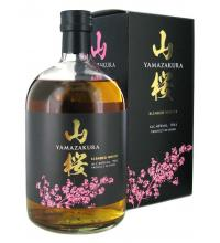 Yamazakura Blended Japanese Whisky - 70cl 40%