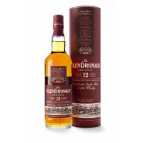Glendronach 12 Year Old Whisky - 70cl 43%
