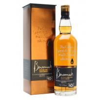 Benromach 10 Year Old Single Malt Whisky - 70cl, 43%