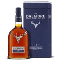 Dalmore 18 Year Old Malt Scotch Whisky - 70cl 43%