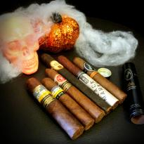Premium Halloween Sampler 2016 - 6 Cigars