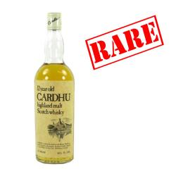 Cardhu 12 Year Old 1970s Highland Malt Scotch Whisky - 26 2/3 Fl Ozs 70 Proof