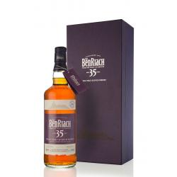 BenRiach 35 Year Old Single Malt Scotch Whisky - 70cl 42.5%