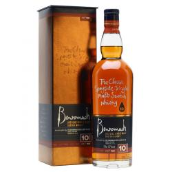 Benromach 10 Year Old 100 Proof Single Malt Scotch Whisky - 70cl 57%