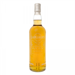 Glen Garioch Lady of the Glen Bourbon Cask 21 Year Old Whisky - 70cl 43%