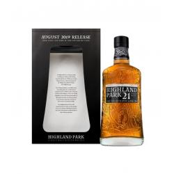 Highland Park 21 year old August Release 2019 - 47.5% 70cl