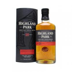 Highland Park 18 Year Old Single Malt Scotch Whisky - 70cl 43%