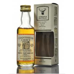 North Port Brechin 1970 Connoisseurs Choice Whisky Miniature - 5cl 40%