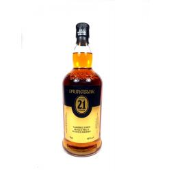 Springbank 21 Year Old 2017 - 70cl 46%