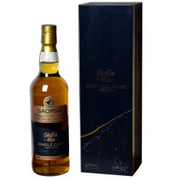 Stalla Dhu Single Cask Saorsa Single Malt Scotch Whisky - 70cl 50%