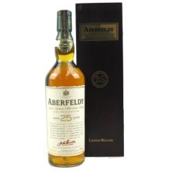 Aberfeldy 25 Year Old - 70cl 40%