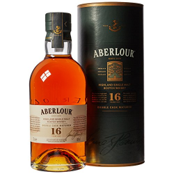 Aberlour 16 Year Old Double Cask Matured - 70cl 40%