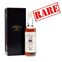 Aberlour 25 Year Old 1964 Vintage Malt Scotch Whisky - 75cl 43%
