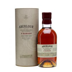 Aberlour A'Bunadh No Age Cask Strength Whisky - 70cl 59.7%