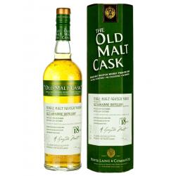 Old Malt Cask Allt-a-Bhainne 18 Year Old 1996 Single Malt Whisky - 70cl 50%