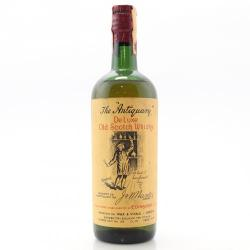 Antiquary De Luxe Circa 1960s Wax & Vitale Import Old Scotch Whisky - 75cl 43.5%