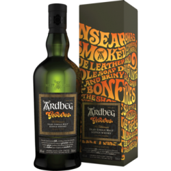 Ardbeg Grooves Single Malt Scotch Whisky - 70cl 46%