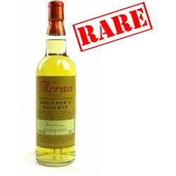 Arran Founder's Reserve Single Malt Scotch Whisky - 70cl 43%