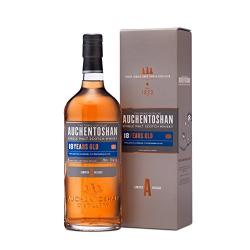 Auchentoshan 18 Year Old Single Malt Scotch Whisky - 70cl 43%