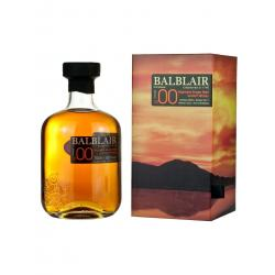 Balblair 2000 Single Malt Scotch Whisky - 70cl 46%